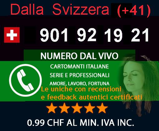 consulto cartomanzia dalla svizzera
