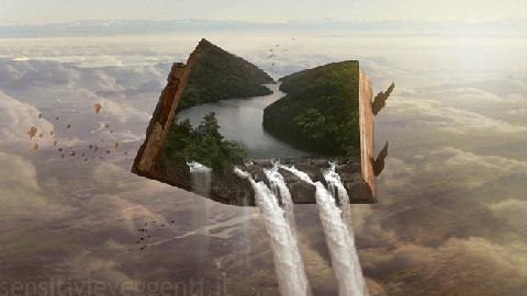 sogni premonitori con immagini che colpiscono