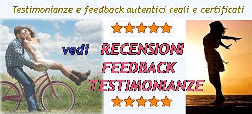 leggi riscontri e feedback